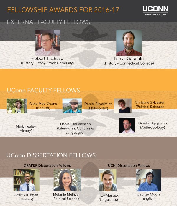 UCONN fellowships