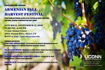 Armenian Harvest Festival